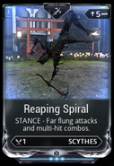 ReapingSpiral