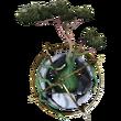 Jardinière Lua