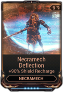 Necramech Deflection