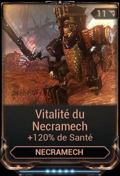 Vitalité du Necramech