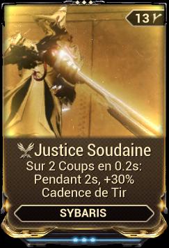 Justice Soudaine