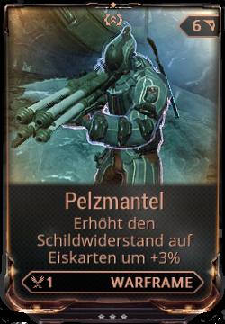 Pelzmantel