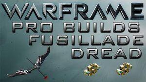 Warframe Dread Pro Builds 2 Forma Update 14.8