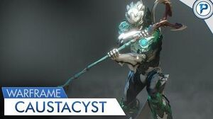 Warframe Insane damage Caustacyst