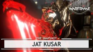 Warframe Jat Kusar & It's Jet Powered Pushpop thesnapshot