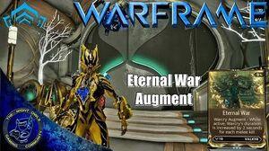 Warframe Valkyr's Eternal War Augment Mod Review