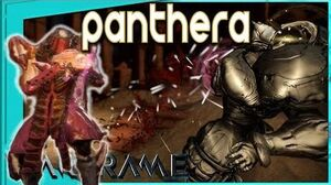 Warframe - PANTHERA BUILD - Fidget Spinners and Chainsaws
