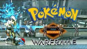 GamesWise GOTTA CATCH 'EM ALL Pokemon edition - Warframe Short
