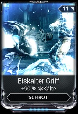 Eiskalter Griff