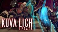 Warframe Kuva Lich February Update