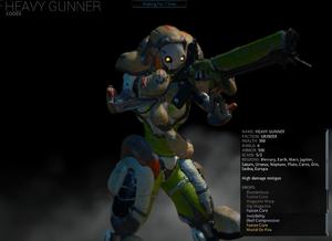 Heavygunnercodex