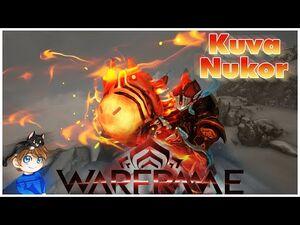 Kuva Nukor Build 2021 (Guide) - Revisiting The Crowd Killer - Warframe