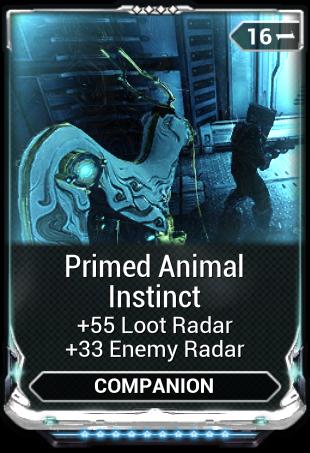Primed Animal Instinct