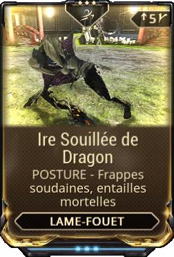 Ire Souillée de Dragon