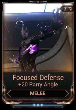 Focused Defense