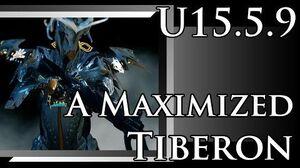 A maximized Tiberon