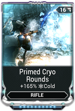 Primed Cryo Rounds