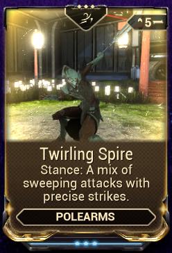Twirling Spire
