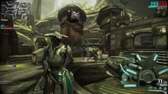 Warframe - Earth - Lith - Defence -PS4 Gameplay HD-