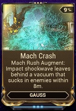 Mach Crash
