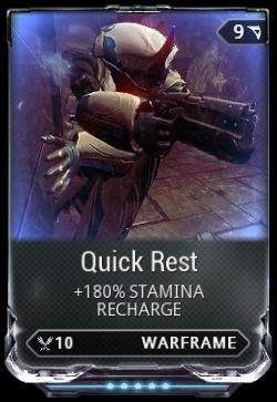 Quick Rest