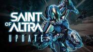 Warframe - El salvador de Altra - Trailer de la actualización