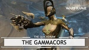 Warframe Syndicates Gammacor &