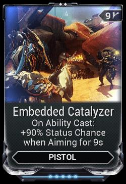 Embedded Catalyzer