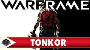 Warframe Tonkor Only 5 Forma
