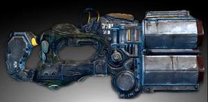 Drakgoon-flack-cannon