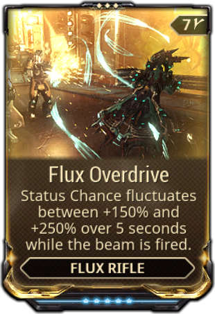 Flux Overdrive