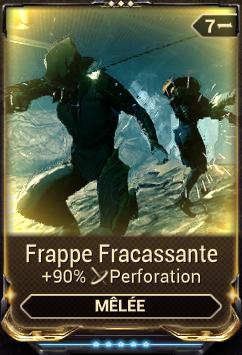 Frappe Fracassante
