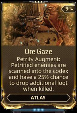 Ore Gaze