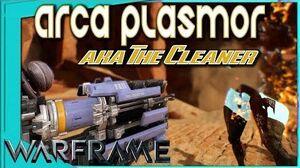 Warframe - ARCA PLASMOR - Build, Tips and More