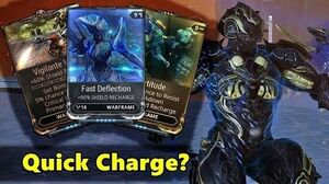 Hildryn Shield Recharge Rates (Recharge Time Comparison)