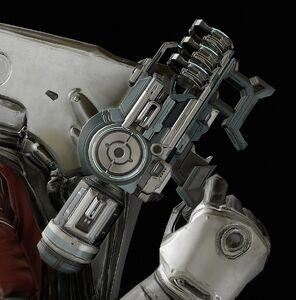 Juno Crewman Pistol