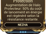 Halo Protecteur