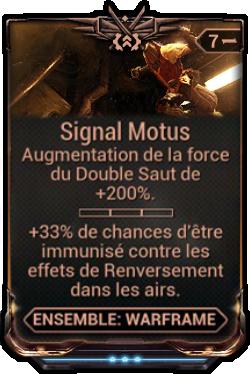 Signal Motus