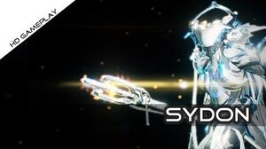 Sydon - Warframe Gameplay