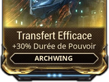 Transfert Efficace
