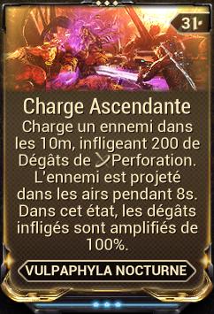 Charge Ascendante