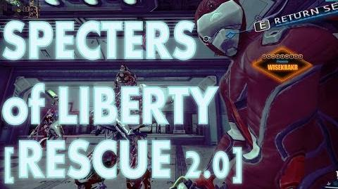 Specters of Liberty
