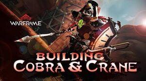 Warframe Cobra & Crane - 3 forma build