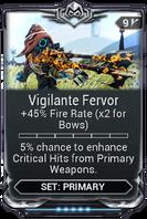 Vigilante Fervor