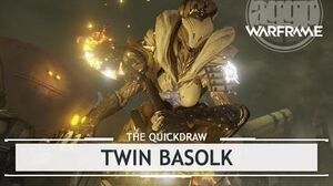 Warframe Twin Basolk, The Left Overs thequickdraw