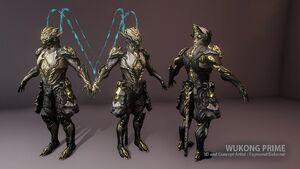 Wukong Prime Render