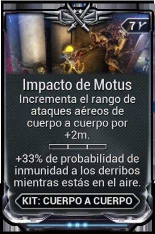 Impacto de Motus