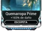 Quemarropa Prime