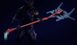 Weapon GlassAxe