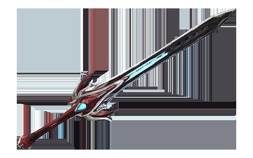 Diseño Tengushen de espada larga